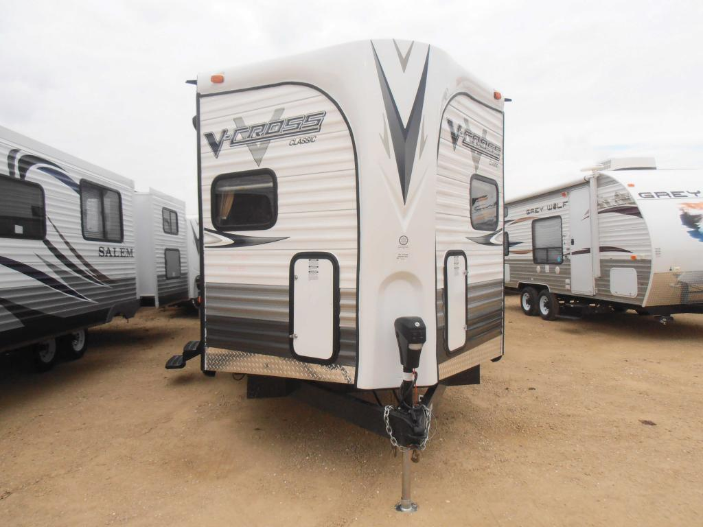 2013 Forest River V-Cross 31VCBHS TT Stk# 1334