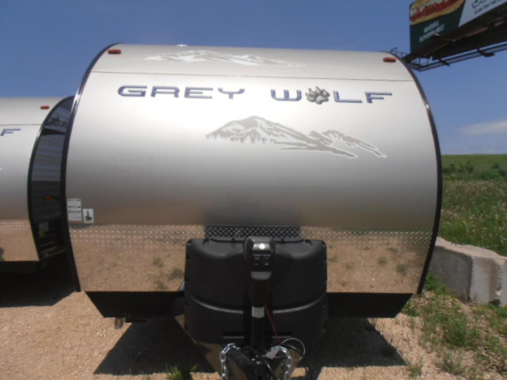2014 Forest River Cherokee Grey Wolf 29DSFB TT Stk# 1443