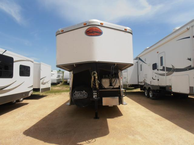 2013  Sundowner Horizon  6906RS Horse Trailor Stk #1708