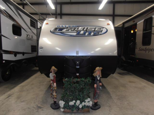 2015 Forest River Salem Cruise Lite 272QBXL TT #1537