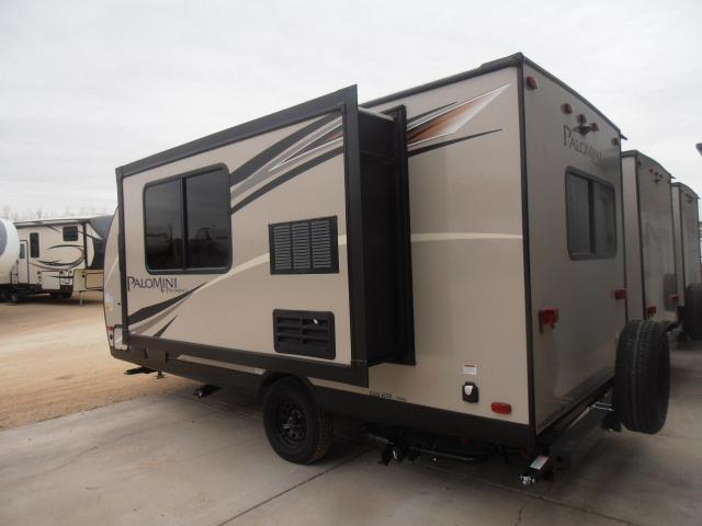 Cool 2017 Forest RiverPalomino PaloMini 178RK TT Stk 2241