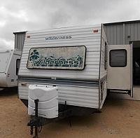 1996 Fleetwood Wilderness 31G TT Stk#1854