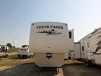 2005 Forest River Cedar Creek 34RLBS FW Stk #2356