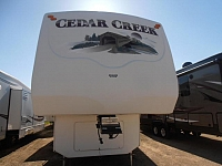 2006 Forest River Cedar Creek 36RLTS FW STK #2315