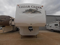 2007 Forest River Cedar Creek 34RKTS FW Stk #2103