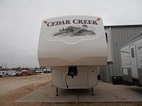 2007 Forest River Cedar Creek 36CDTS FW Stk #2275