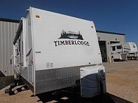 2009 Adventure Manufacturing Timberlodge 25RBS TT STK # 2317