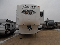 2011 Forest River Cedar Creek Silverback 29RE FW Stk #2273