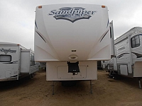 2011 Forest River Sandpiper 340RL FW Stk #2093 Consignment NO TRADE