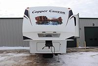 2011 Keystone Copper Canyon 314FWRLS FW Stk #2531