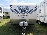 2012 Forest River XLR Hyper Lite 23HFB TT Stk #2542