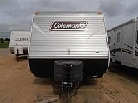2014 Dutchmen Coleman 233QB TT Stk #2144