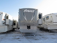 2014 Forest River Cedar Creek Silverback 37BH FW Stk #2549
