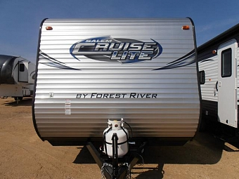 2015 Forest River Salem Cruise Lite FS 185RB TT Stk #1755