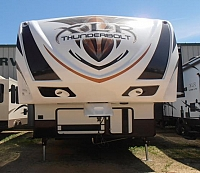 2015 Forest River XLR Thunderbolt 300X12HP FW Stk #1677