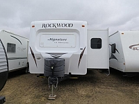 2016 Forest River Rockwood Ultra lite 8293IKRBS TT Stk #2458 Consignment NO TRADE