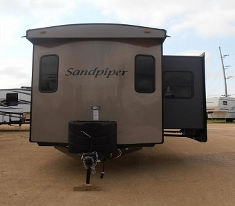 2016 Forest River Sandpiper 393RL TT Stk #1926 NO TRADE
