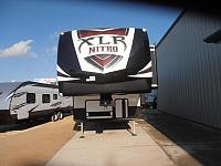 2017 Forest River XLR Nitro 42DS5 FW Stk #2257