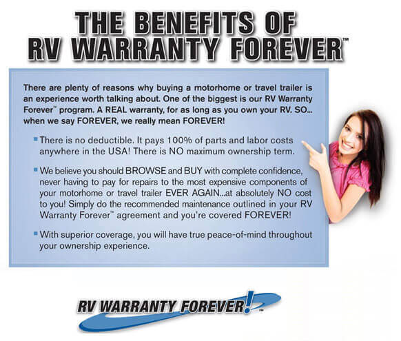 about warranty forever