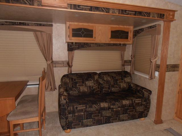 2008 Forest River Cedar Creek 34SATS FW Stk #2111