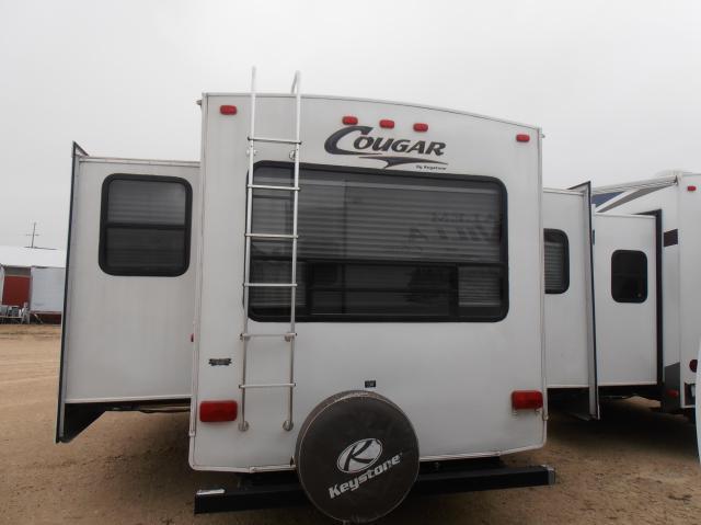 2009 Keystone Cougar 318SAB FW Stk #1744
