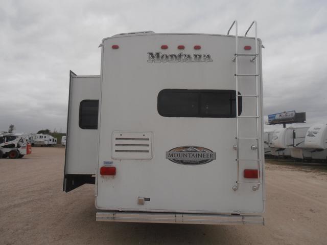 2010 Keystone Montana Mountaineer 295RKD FW Stk #1957