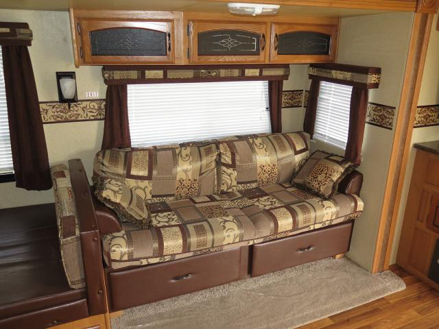 2012 Forest River Salem 27RKSS TT Stk #2565