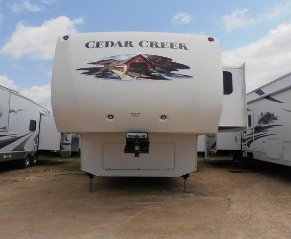 2013 Forest River Cedar Creek 30RL FW STk #1859