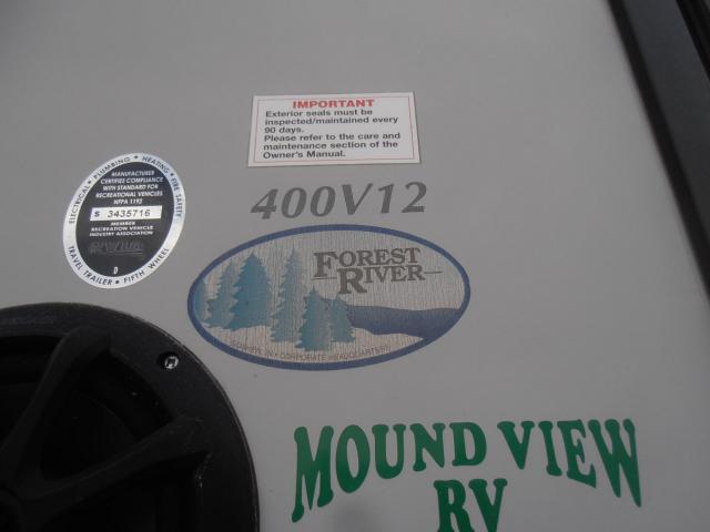 2014 Forest River XLR 400V12 FW Stk #2285
