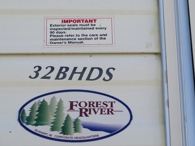 2017 Forest River Wildwood 32BHDS TT Stk #2535