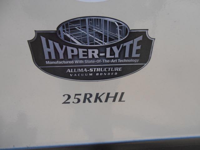 2017 Salem Hemisphere Hyper-Lyte 25RKHL FW Stk #2229