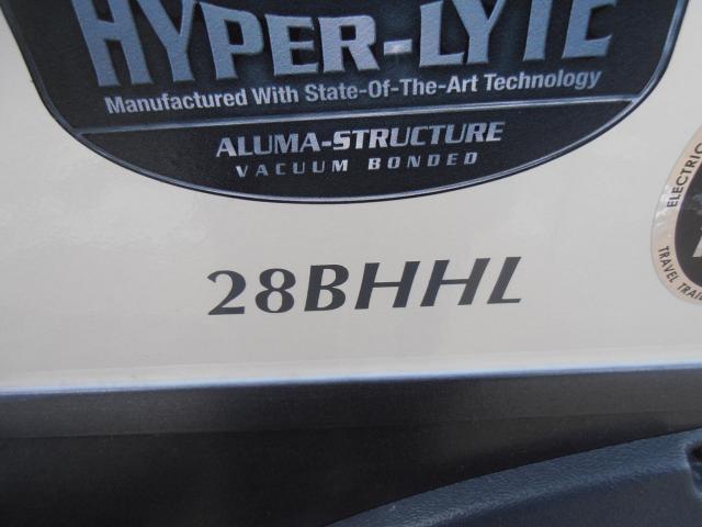 2017 Salem Hemisphere Hyper-Lyte 28BHXL FW Stk #2230