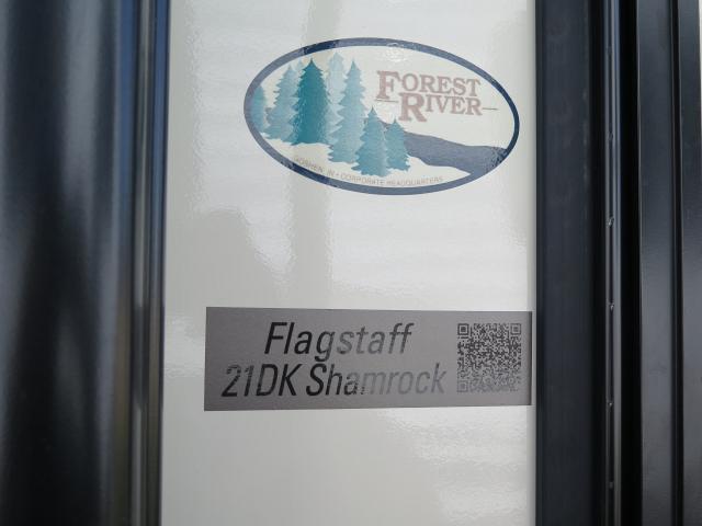 2018 Forest River Flagstaff Shamrock 21DK TT Stk #2551