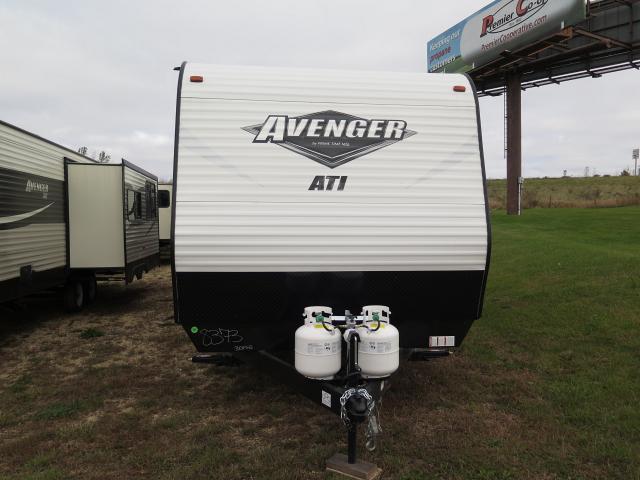 2018 Forest River/Prime Time Avenger ATI 30MKB TT Stk #2390