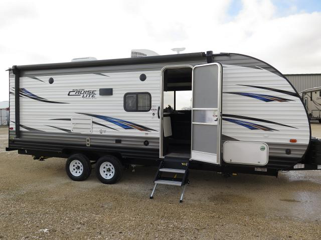 2018 Forest River Salem Cruise Lite 230BHXL TT Stk #2414