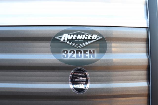 2019 Forest River/Prime Time Avenger 32DEN TT Stk #2580