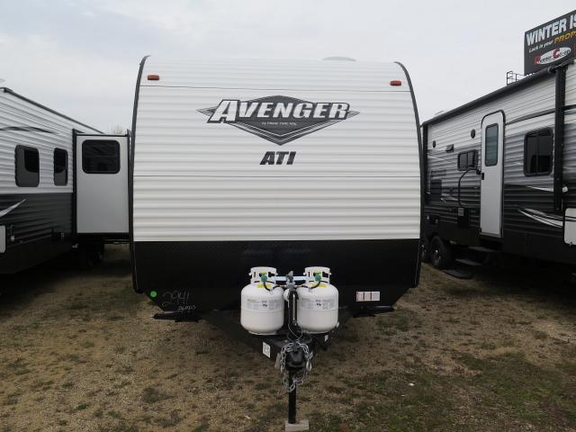 2019 Forest River/Prime Time Avenger ATI 26RDS TT Stk #2566