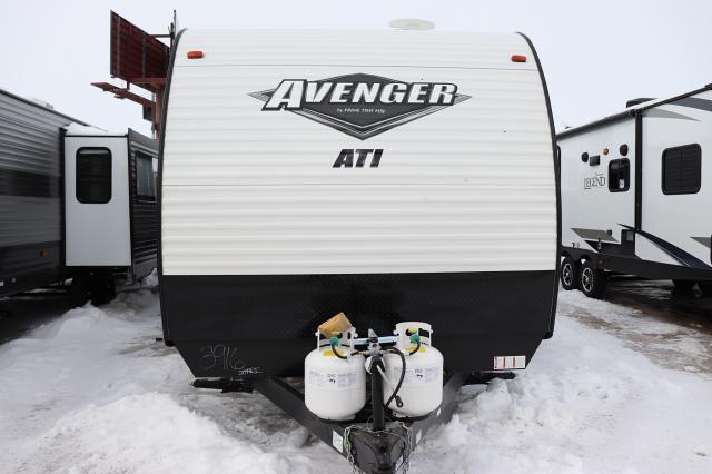 2019 Forest River/Prime Time Avenger ATI 28REI TT Stk #2586