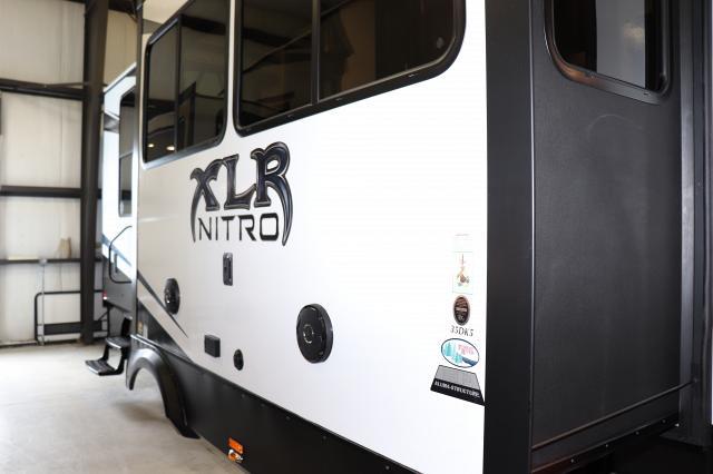 2019 Forest River XLR Nitro 35DK5 FW Stk #2603
